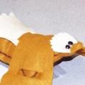Bald Eagle ZOOMORPH